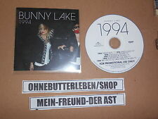 CD Indie Bunny Lake - 1994 (6 Song) Promo UNIVERSAL KLEIN