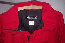Marmot Damen Gore-Tex Jacke Anorak Gr.M Farbe rot NEU