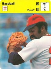 LUIS TIANT 1978 Sportscaster #37-09A  - BOSTON RED SOX