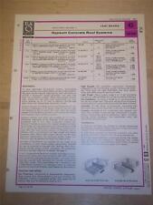 US United States Gypsum Catalog~Asbestos-Cement Formboard~1968