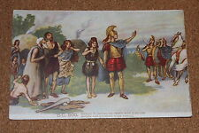 Vintage Postcard: B.C. 800, Ebrauc, Romans, Historic