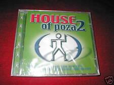 House Of Poza - RARE 1999 Israel SEALED CD / DJ Supreme / Beatbox / Trance Acid