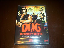 Dog The Bounty Hunter Chapman Best of Season 2 Television Classic Series A&E DVD