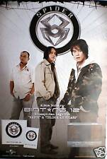 SPIDER - BINTANG 12 POSTER FROM ASIA - China Pop Music