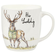 Queens Country Pursuits His Lordship Olive Mug