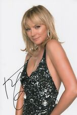 "Kim Cattrall ""Sex and the City"" autographe signed 20x30 cm image"