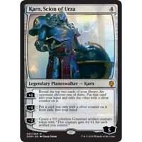 1x Karn, Scion of Urza Near Mint Magic modern legacy planeswalker Dominaria x1