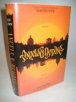 Angels & Demons Dan Brown SIGNED 1st Edition First Print Thriller DaVinci Code