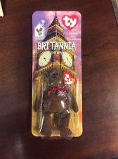 Ty Britannia The Bear Teenie Beanie Babies Ronald McDonalds House Charities