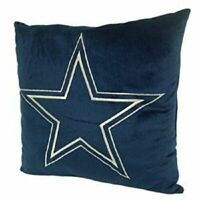 Brand New NFL Dallas Cowboys Football Team Fan Pillow