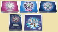 Vintage 1998 Who Wants To Be A Millionaire 2001 2nd Edition Junior Board Game