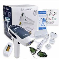 Lescolton Laser IPL Permanent Hair Removal Machine For Face & Body 2 Cartridges