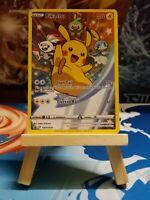 Pikachu [SWSH020] Full Art Holographic Promo, Sword & Shield, Mint/NM, Pokemon