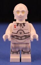 LEGO® brick STAR WARS™ 75098 K-3PO™ white Protocol Droid Minifigure 100% LEGO