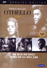 The Tragedy of Othello: The Moor of Venice / Otello (1951) Orson Welles DVD *NEW