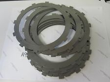 Set of NINE (9) Steel Clutch Plates for GM 246 Transfer Cases
