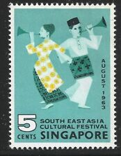 Singapore (1963-Now) Postage Stamps