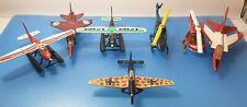 Matchbox Skybusters ect. 7 Flugzeuge Hubschrauber Stuka Tornado Mirage