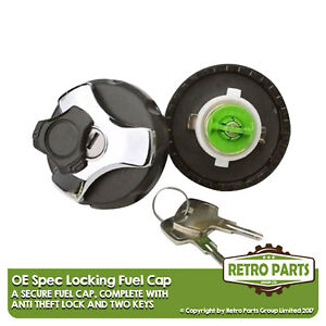 Locking Fuel Cap For Mercedes Benz 300 SE From 1993 EO Fit