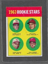 1963 Topps Baseball #29 Rookie Parade EX-EXMINT *029D