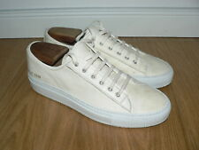 Genuine Common Projects Tournament Low Leather Sneakers 5148 40