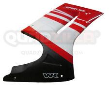 Genuine WK White Knuckle Bikes 125 SPORT Right Hand Fairing - RED