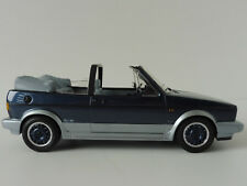 VW Golf I Cabriolet BEL AIR 1992 1/18 Norev 188404 Volkswagen MkI Mark 1