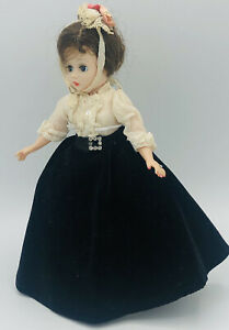 Vintage 1960's Madame Alexander Cissette Gibson Doll with 10 Pieces of Clothing