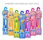 PORORO Pororo and Friends Toothbrush for Kids 7 Types Set Korean Tv Animation
