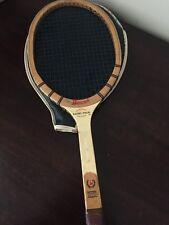 "Bancroft Tennis Racquet 4 1/2"" Racket Players Special Vintage Wood Ralph Sawyer"