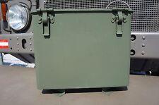 Metal Map Box  Military Can  bracket   12257065  Pinzgauer Unimog Jeep Humvee
