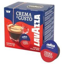 108 capsule caffe LAVAZZA A MODO MIO CREMA E GUSTO originali cialde caffè caffe
