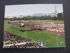 Hippodrome D'Auteuil Grand Steeple-chase Postcard