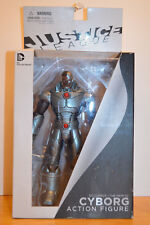 "DC COMICS JUSTICE LEAGUE CYBORG ACTION FIGURE MISB 7"" CLASSICS DIRECT 2012"
