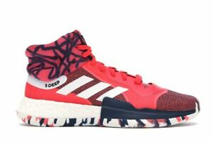 adidas Marquee Boost John Wall - Red - US Mens 12.5 - g27737