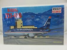 Minicraft BOEING 737-400 US AIRWAYS 1/144 Scale Model Kit 14448 NEW Sealed