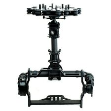 3 axis DSLR Brushless Gimbal Glass Fiber  Aerial Camera (With the motor)