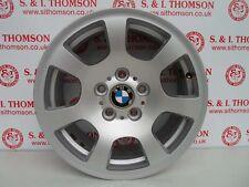 BMW 5 SERIES 7Jx16'' ALLOY WHEEL 5 STUD 7 SPOKE 6 762 000 E60 E61 520 525 530