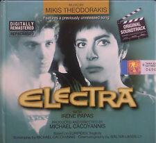 CD MIKIS THEODORAKIS - electra, soundtrack