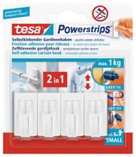 tesa Powerstrips Vario-gardinenhaken weiß