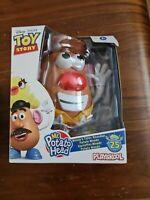 Mr. Potato Head Disney Pixar Toy Story 4 Woody's Tater Roundup Figure
