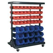 Sealey Mobile Garage/Workshop Bin Storage/Storing System With 94 Bins - TPS94
