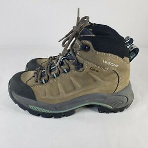 Womens VASQUE Caldera GTX 7443 Gore-Tex Trail Hiking Boots Shoes 7 M Khaki