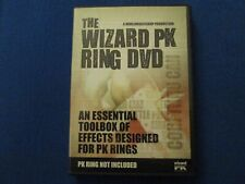 the wizard pk ring magic trick dvd new us seller