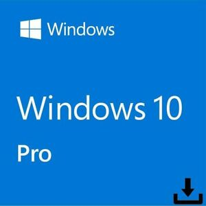 Windows 10 professionnel 32/64 bits key   Original Clé de Licence Français