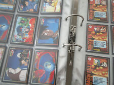 DRAGON BALL GT CARDS SERIE 1 PANINI 1999 CROMOS CARTAS VENTA POR UNIDAD