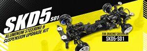 Yeah racing d5 upgrade kit