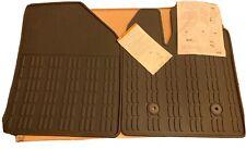 Oem Factory Stock Black Ebony 2007 2008 2009 2010 07 08 09 10 Sport Trac Weather Vinyl Floor Mats