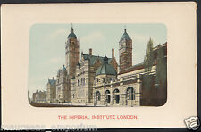 London Postcard - The Imperial Institute, London   RS665