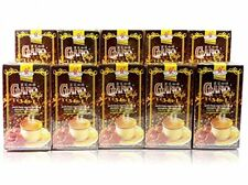 10 Boxes = (200 Sachets) Gano Excel Cafe 3 in 1 Coffee Ganoderma Reishi EXPRESS